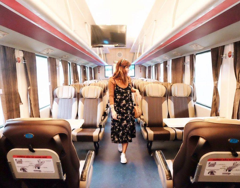 Du lịch Sài Gòn - Phan Thiết bằng tàu hỏa